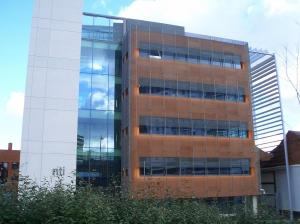 Birmingham City University's New Technology Institute