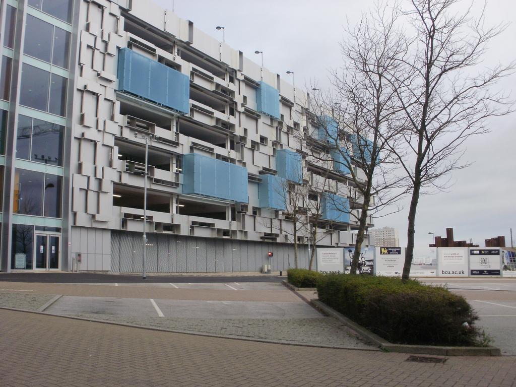 Birmingham Millennium Point Car Park