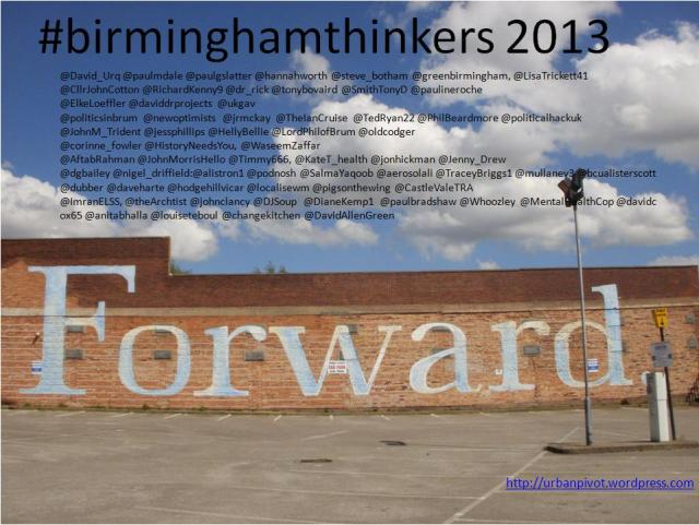 birminghamthinkers2013