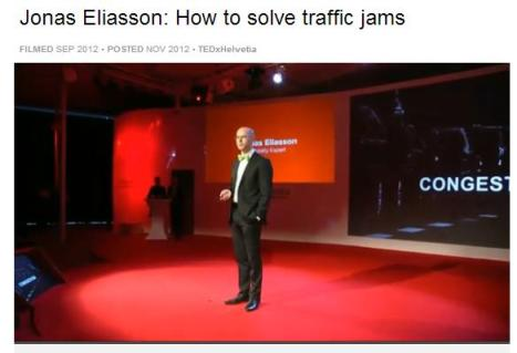 How to solve traffic jams