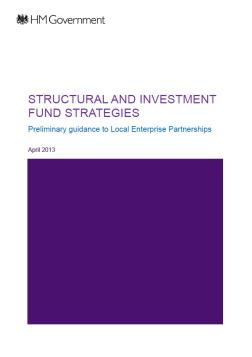 Structural and Investment Fund Strategies