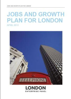 London LEP Jobs and Growth Plan