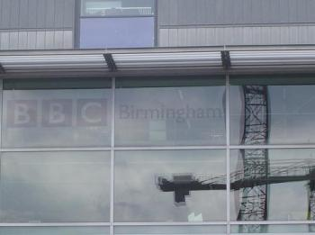 BBC Birmingham courtesy of feltip1982 on flickr