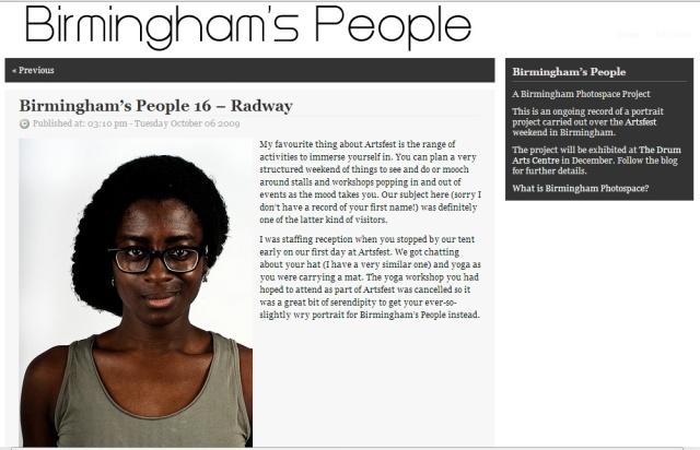 Birmingham's People