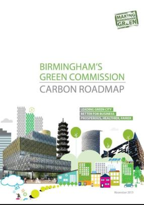 Carbon Road Map
