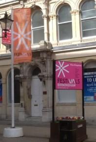 Festivals Birmingham