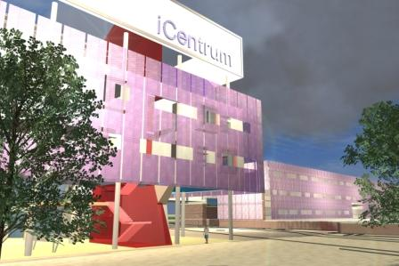 ICentrum Birmingham Science Park Aston